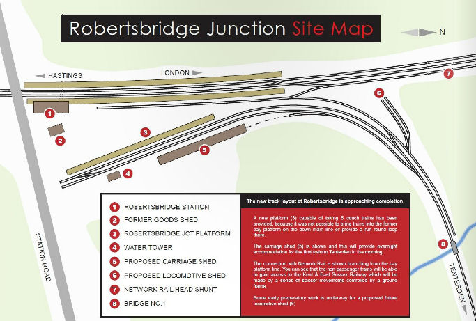 Robertsbridge Junction